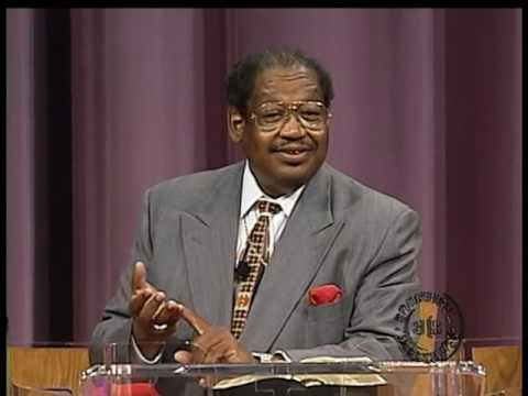 Bishop GE Patterson The Faith of Strangers