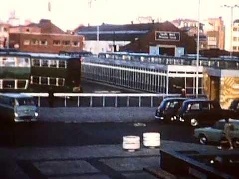 Liverpool Pier Head 1968