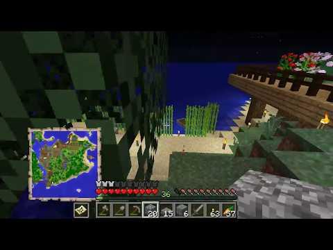 Minecraft Peninsular City #314: Stone Paved Roads