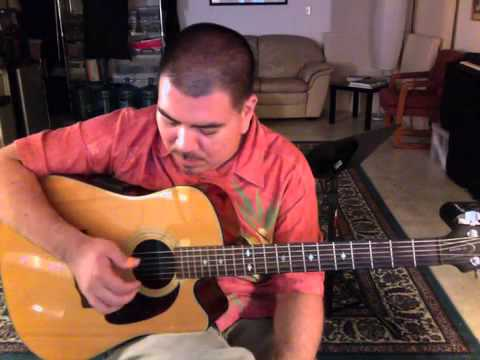 Beginner Slack-Key Guitar Lesson