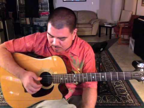 Beginner Slack-Key Guitar Lesson