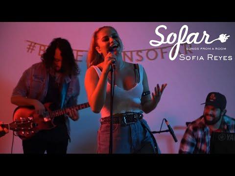 Sofia Reyes - Don't Stop Me Now | Sofar Mexico City