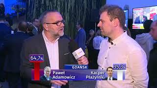 Dawid Serafin: widać, że w dużych miastach PiS nie ma poparcia #Wybory2018 | OnetNews