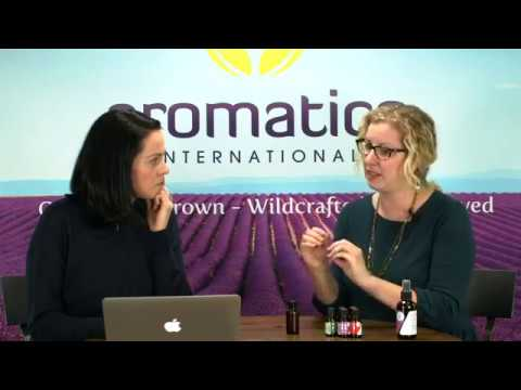 Deep Dive into Aromatherapy and Blending with Aromatics International