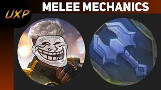Melee Mechanics | unXpected | Mobile Legends