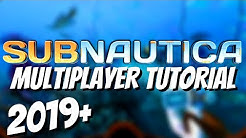 Subnautica Mulitplayer: 2019 (Nitrox Mod Tutorial)