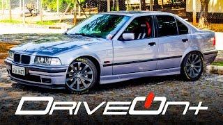BMW 325i E36 Preparada pra Drift - DriveOnCars (Projeto)