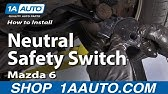 How To Test and Replace the Neutral Safety Swtich