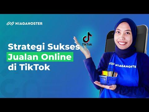 TikTok Marketing - Strategi Ampuh Jualan Online di TikTok!!!