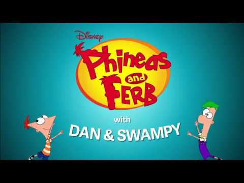 Phineas and Ferb Quiz-Inator with Dan and Swampy | D23's Ultimate Disney  Fan Quiz
