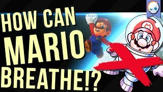 Mario Theory: The Science of the Moon Kingdom! 🌒 Gnoggin