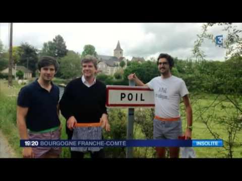 Caleçons Au Poil: France 3 à Poil, Capitale Mondiale Du Caleçon