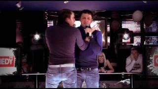 Comedy Club: Олег  и Гавр в Krabibowling 05.03.2010