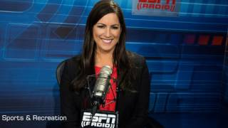 That's What She Said with Sarah Spain : 4/18/17 - Holly Anderson about career journey to MTV News