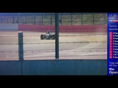 Mercedes W07 Reveal