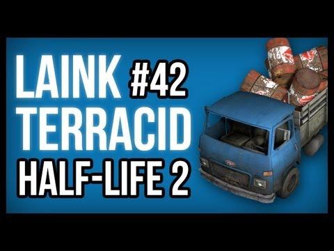 laink et terracid 42 half life 2 en coop part 5 youtube. Black Bedroom Furniture Sets. Home Design Ideas