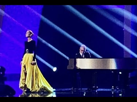 """Celine Dion - A Change is Gonna Come  """"Tribute Aretha Franklin Grammys 2019"""" Mp3"""