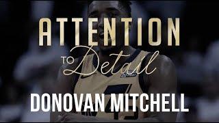 Donovan Mitchell Finishing Workout