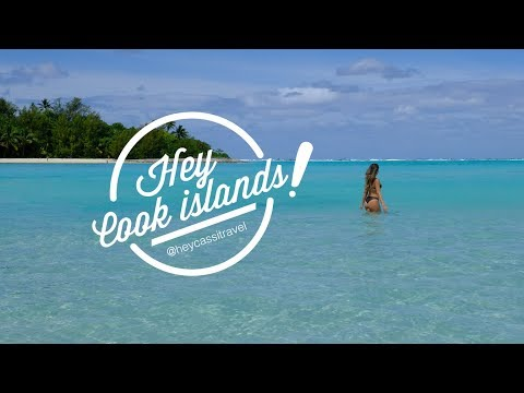 Travel Vlog: RAROTONGA - Cook Islands