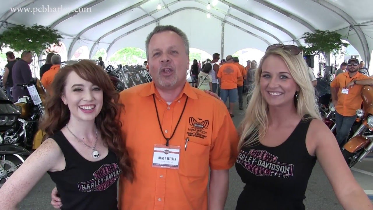 Harley Davidson Thunder Beach Rally Spring 2017 Panama City Florida You