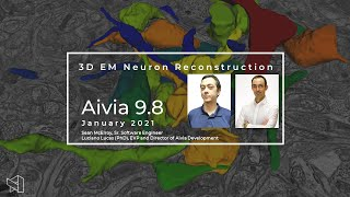 Aivia 9 8 [Launch] - Reveal the neural network