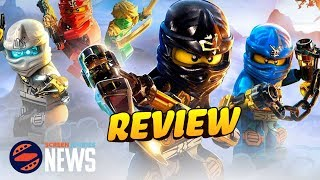 The LEGO Ninjago Movie - Review w/ Epic Voice Kid!!