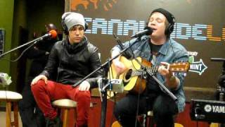 Fall Out Boy- What A Catch Donnie Acoustic 4-17-09