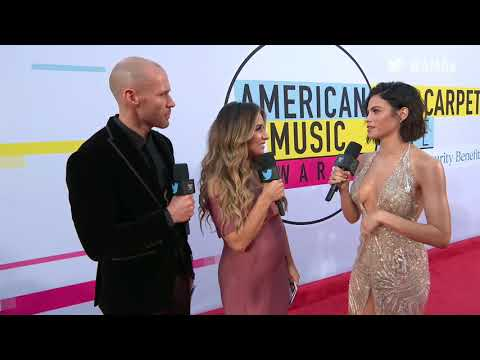 Jenna Dewan Tatum Interview - AMAs Red Carpet 2017