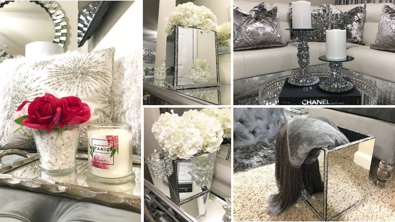 Diy Dollar Tree Holiday Glam Decor Diy Glam Bathroom Decor