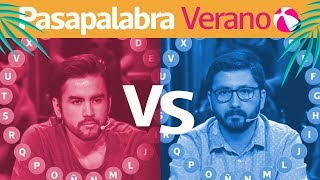 Pasapalabra | Felipe Gamboa vs Fabián Ramos
