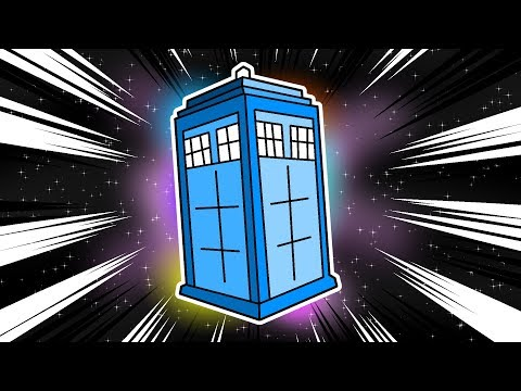 MINECRAFT FIVE NIGHTS AT FREDDYS TIME TRAVEL ADVENTURE! Minecraft FNAF Doctor Who!