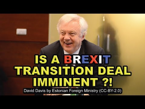 ❗️Brexit transition deal may be imminent❗️