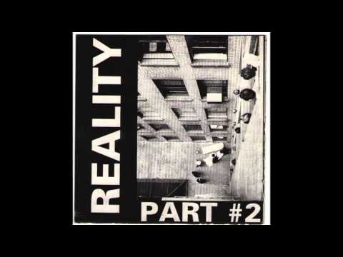 Reality Part 2 - 1997 hardcore / powerviolence compilation (Deep Six Records)