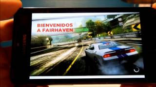 Need for Speed Most Wanted para android (apk + datos SD)
