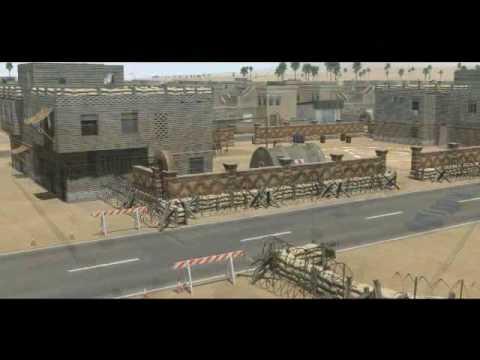 Sakakah Al Jawf   mission template with  MERC addons