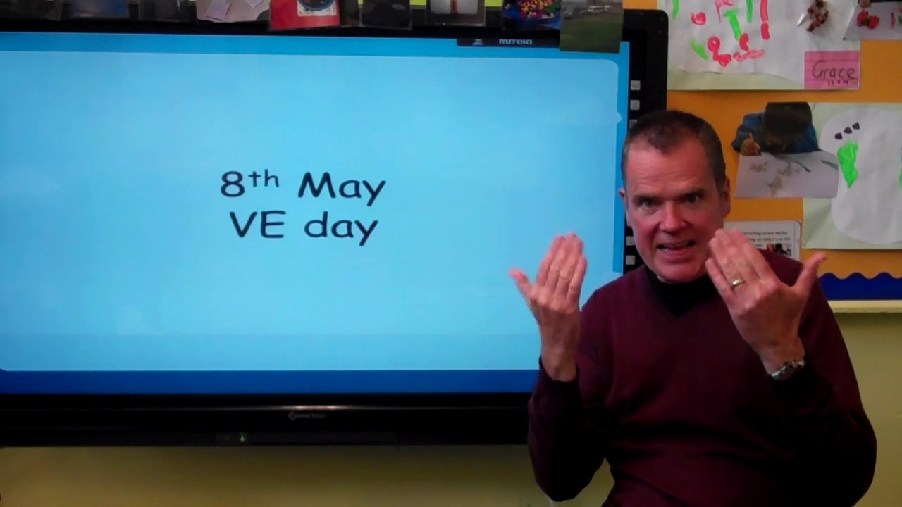 VE Day 75th Anniversary.                     VE Day explained ...