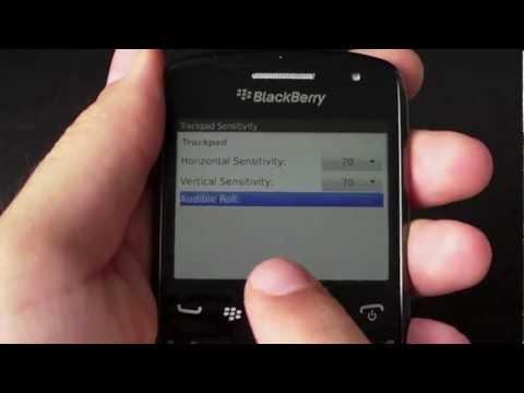 BlackBerry Curve 9360: Vistazo General y Sistema Operativo