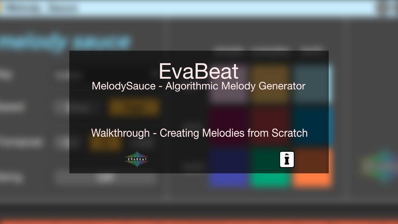 Evabeat - Melody Sauce - Walkthrough