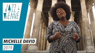 Michelle David - Jazz à Vienne 2019