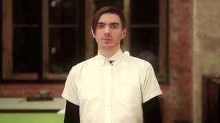Видеоприглашение на курс «Основы HTML и CSS с Захаром Днем»