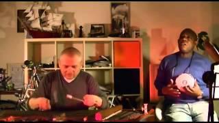 Radu Seu & Luthie Geertruida Improvisatie repetitie
