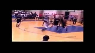 Подборка лучшие финты в Баскетболе!