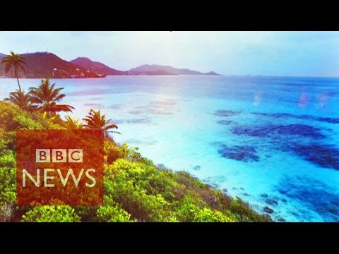 Island Stories: Old Providence, Colombia - BBC News