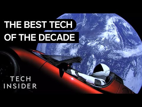 The Best Tech Of The Decade