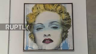 Banksy works up for grabs in street art auction in LA