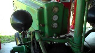 John Deere Tractor Antique Collection