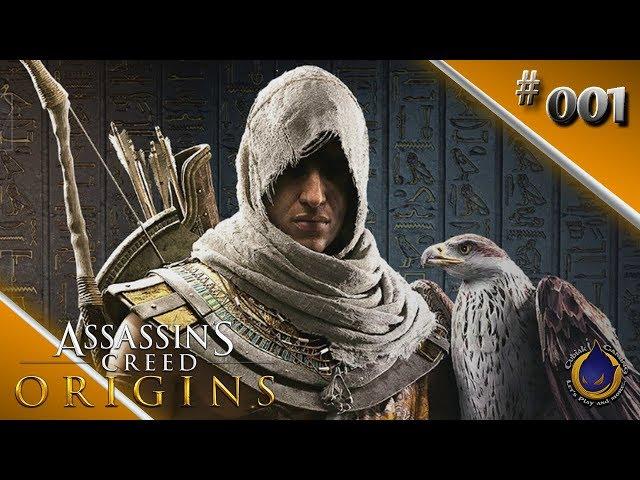 WIE ALLES BEGANN 🐪 Let's Play ASSASSIN'S CREED ORIGINS #001