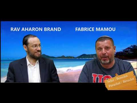 Sefer Berechit : PARACHAT BERECHIT (1) avec le duo Rav Brand et Fabrice
