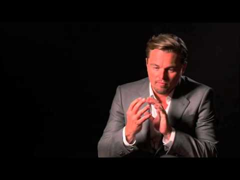 "The Revenant: Leonardo DiCaprio ""Hugh Glass"" Behind the Scenes Movie Interview"