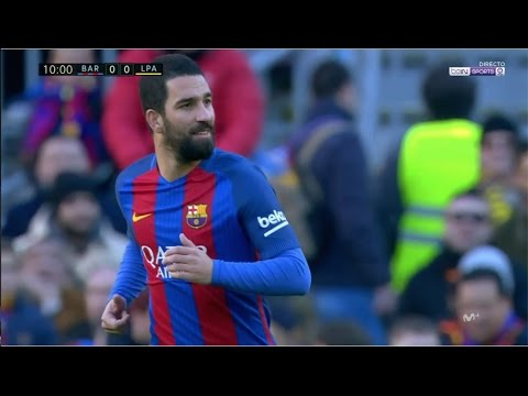 Arda Turan vs Las Palmas (Home) (14/01/2017) 720p HD by EC17